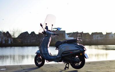 Scooter navigatie