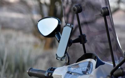 Telefoonhouder scooter