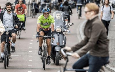 Snorfiets in Utrecht gaat dit jaar nog naar de rijbaan