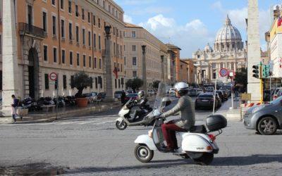'Scooter belangrijk vervoersmiddel in 1,5-meter-economie'