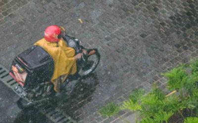Telefoonhouder scooter waterdicht